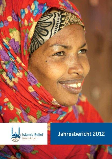 Jahresbericht 2012 - Islamic Relief e.V.