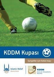 KDDM Kupası - Islamic Relief e.V.