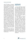 Offene Fragen zum islamischen Religionsunterricht - Institut für ... - Seite 6