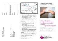 Aggressionsprophylaxe - Evangelische Diakonissenanstalt Stuttgart