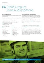 Nánari upplýsingar um útboð á vegum Sameinuðu þjóðanna (pdf)