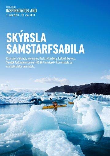 Inspired by Iceland (samantekt 2011) - Íslandsstofa