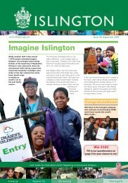 Download Islington - Issue 38 ( pdf - 1.8MB ) - Islington Council