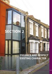 Urban Design Guide - Section 2 Enhance and ... - Islington Council