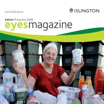 Autumn 2009 - Islington Council