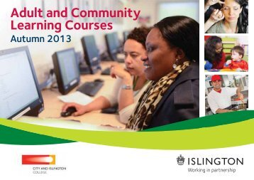 ACL brochure - Islington Council