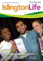 Download IslingtonLife - Autumn 2012 - Islington Council