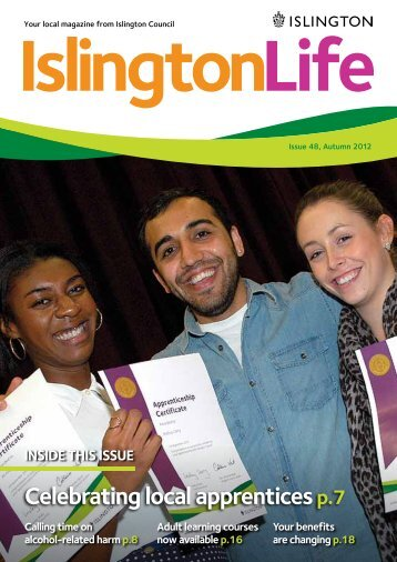 Download IslingtonLife - Autumn 2012 - Islington Council