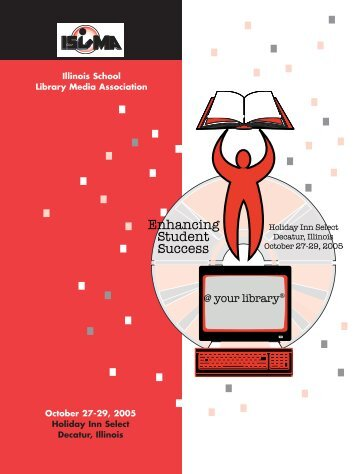Final Program Book 05 - Illinois School Library Media Association