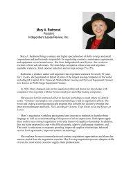 Mary A. Redmond