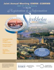 Registration & Information - ismrm