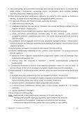 PROCEDURA PRZEPROWADZANIA NABORU NA WOLNE ... - Page 2