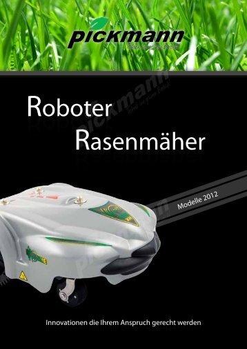 Roboter Rasenmäher Rasenmäher Roboter - Pickmann