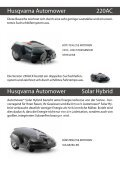 Roboter Rasenmäher Rasenmäher Roboter - Pickmann - Seite 5