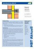 HBT Aktuell - HBT-ISOL AG - Seite 2