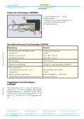 Technische Dokumentation - HBT-ISOL AG - Seite 2