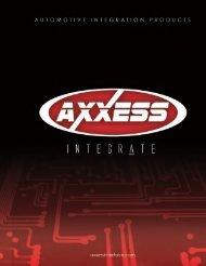 Axxess Interface