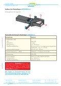 03200 Podestlager-System ISOMODUL, ∆L = 28 dB - HBT-ISOL AG - Seite 2