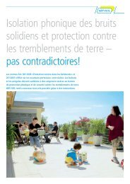 Flyer en PDF - HBT-ISOL AG
