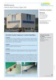 American Hear th Institute, Chypre ( GR ) - HBT-ISOL AG