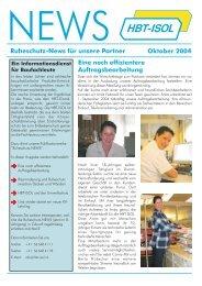 Ausgabe Oktober 2004-D-hp.cdr - HBT-ISOL AG