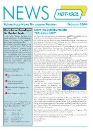 Ausgabe Februar 2004-a-hp.cdr - HBT-ISOL AG