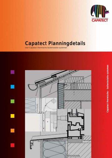 Brochure planningsdetails - Thermische gevelisolatie