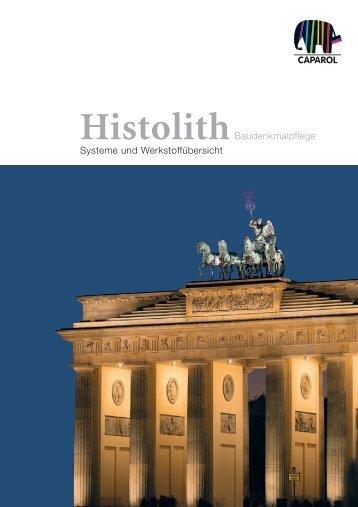 Histolith Kalk-Programm