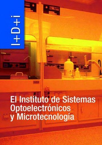 Más información - ISOM - Universidad Politécnica de Madrid