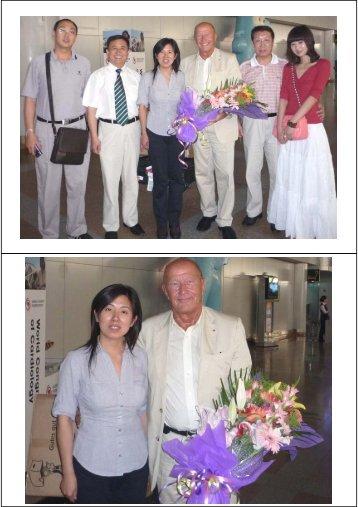 Chinareise Juni 2010 - Isomax - Terrasol