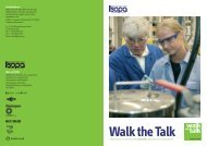 Walk the Talk - Isopa