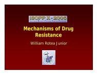 Mechanisms of Drug Resistance