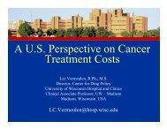 Lee Vermeulen - International Society of Oncology Pharmacy ...