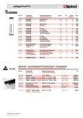 Prix courant Preisliste - Isotosi - Page 6