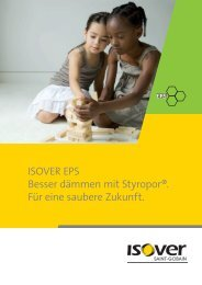 Broschuere ISOVER EPS Image