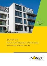 Broschuere ISOVER EPS FlachGefaelledach