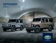 DEFENDER Rough II - Land Rover