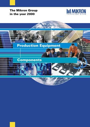 Production Equipment Components