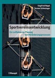 Kurzfassung Studie Sportvereinsentwicklung.pdf - Institut für ...