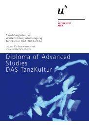 Programmheft DAS 12-14 (pdf, 313KB) - Institut für ...