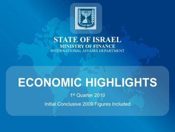 שקופית 1 - Israel Trade Commission