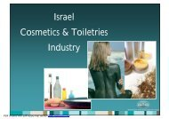 Please click here to see a Presentation of the latest Cosmetic ...