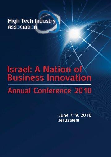 HTIA Conference Brochure