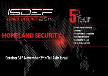 to see the ISDEF 2011 Brochure