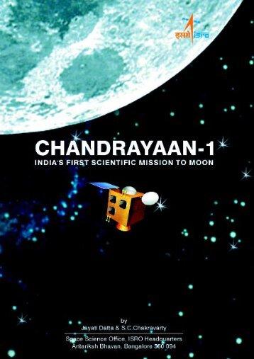 Chandrayaan-1 Book (Introduction) - ISRO