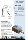 Les solutions de réchauffage par cartouche électrique dans ... - Desmi - Page 3