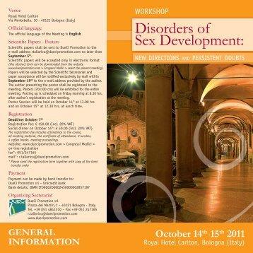 disorders bologna-programma.indd