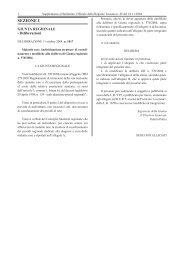 DELIBERAZIONE DELLA GIUNTA REGIONALE n. 1017