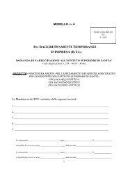 ALLEGATO N. 4 DISCIPLINARE [PDF - 271.14 kbytes] - Istituto ...