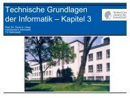 Hardwarebeschreibungssprachen - Integrated Circuits and Systems ...